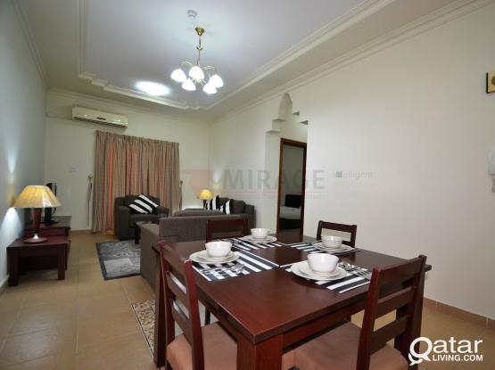 2 Bedroom Furnished Apartment in Mansoura