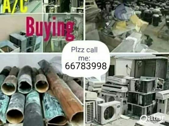 WE BUY WORKING NOT WORKING AC, FRIDGE, WASHING MACHINE CALL 66783998