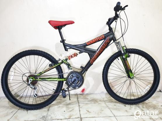 Bicycle accessories (Head and tail lights)