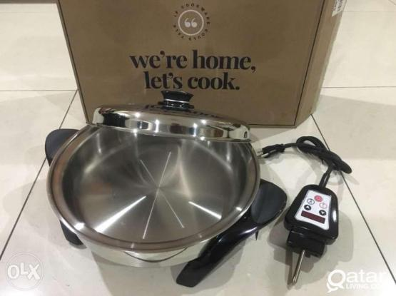 Salad master skillet (used only once for demo purpose only)