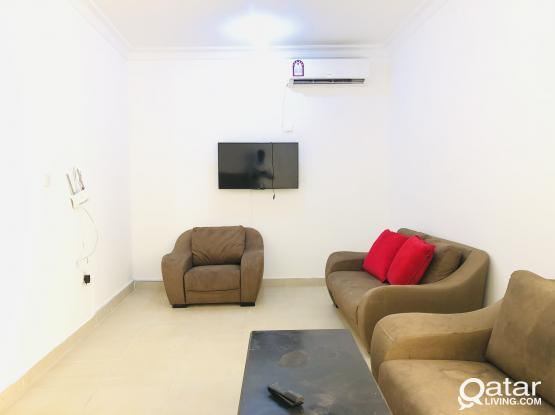 Fully furnished 2 bhk apartments available in Alkhor