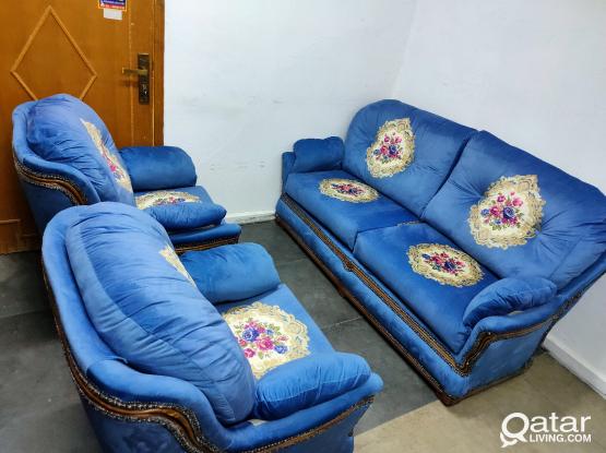 For 5 sitar sofa set