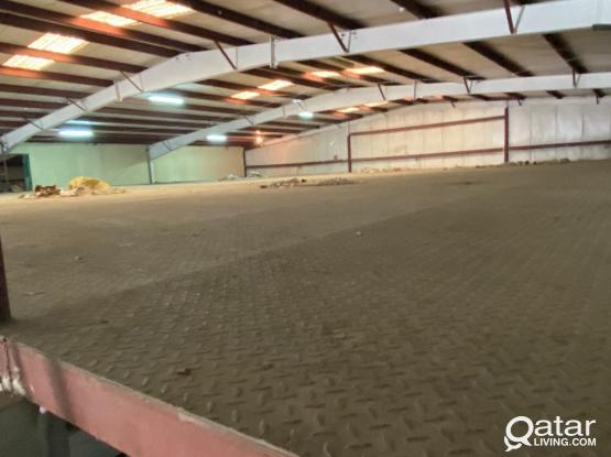 WAREHOUSE FOR RENT IN INDUSTRIAL