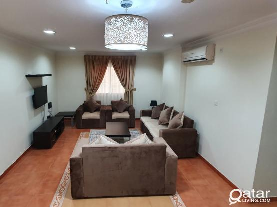 2BHK Fully Furnished Apartments near Qatar National Museum