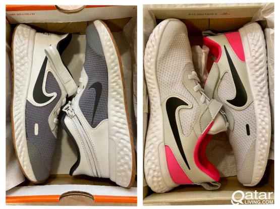 BRAND NEW! Kids Nike Shoes (EUR 35)