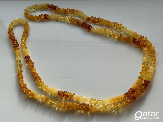 Sale,,,Amber necklace
