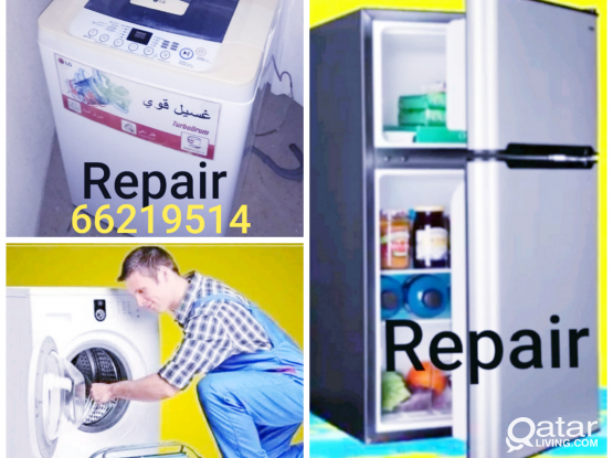 Ac,Fridge,washing maching repair.66219514