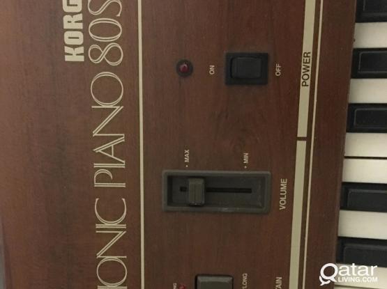 Korg symphonic 80s 1980s original