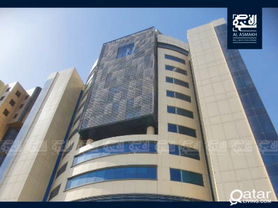 Office in Al Sadd, in a Great Location