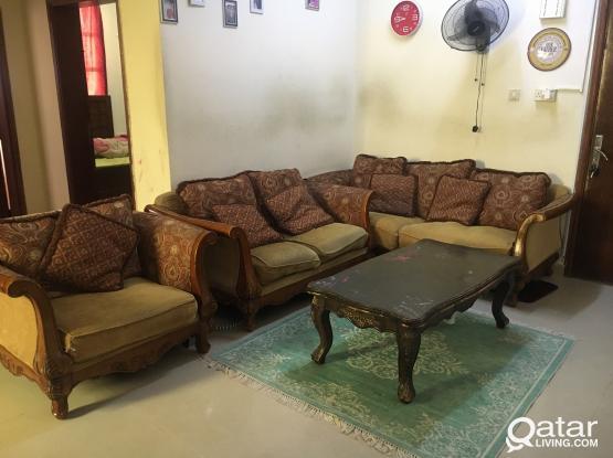Sofa Set - 6seat