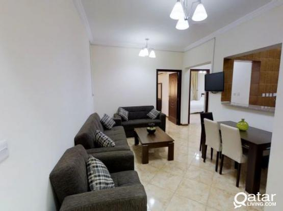 Very Accessible 2-Bedroom Furnished Apartment in Mushreib