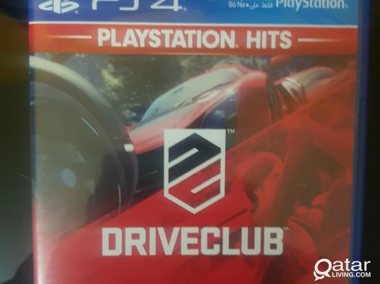 PS 4 game CD fixed priced