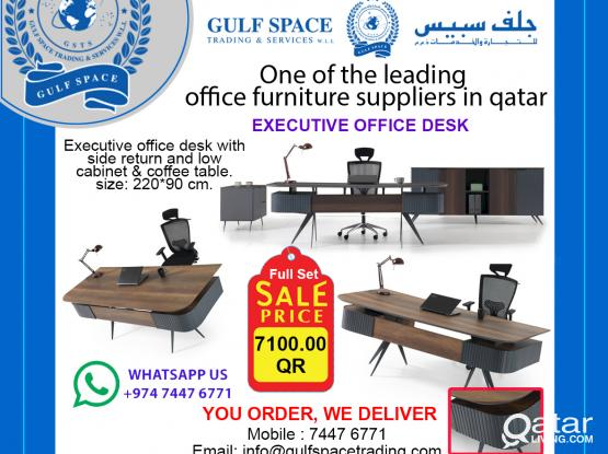 Executive Office Set