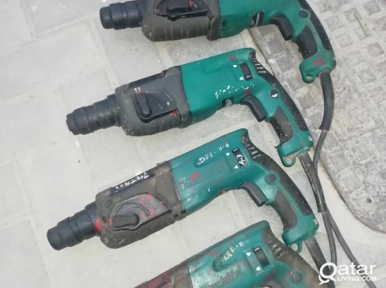 Makita rotary hammer