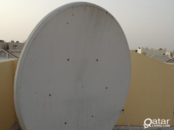 Big Dish for Airtel