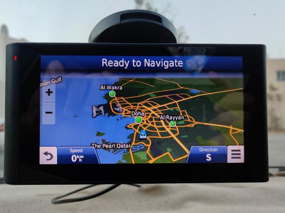 GARMIN CAR GPS & DASH CAM