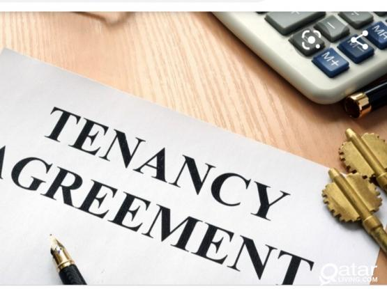 (33778860) Tenancy agreement, for Health card, family permanent visa,  100% gaurenteed