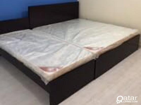 Brand New Unused Single Cot For Sale