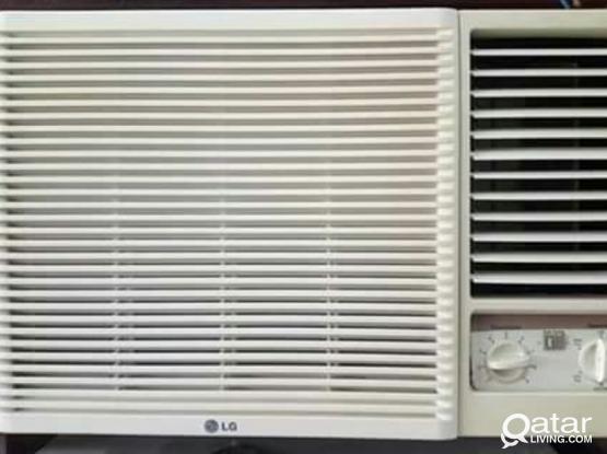 WINDOW LG AC FOR SALE GOOD QUALITY