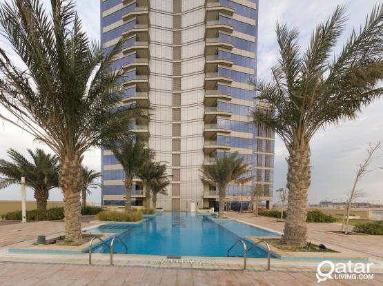 Fully Furnished 2BD - Lusail Waterfront