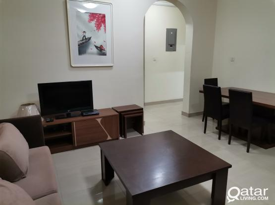 EVER BEST DEAL FURNISHED 2 BHK IN AL NASR BEHIND OORDOO/CLOSE TO MIRQAB MALL