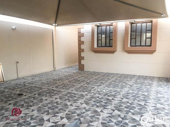Unfurnished, 6 BHK Plus OutHouse Stand Alone Villa in Al Thumama