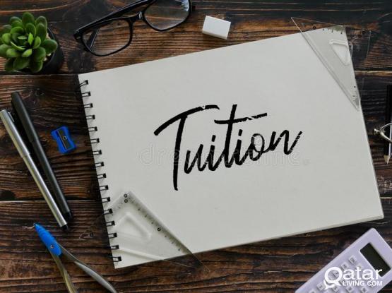 Tuition at madina Khalifa south kg to 7 grade