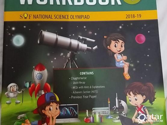 Books for sale -   GRADE 1- OLYMPIAD EXAMS
