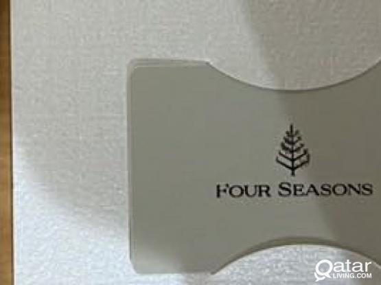 Four Season Hotel Voucher