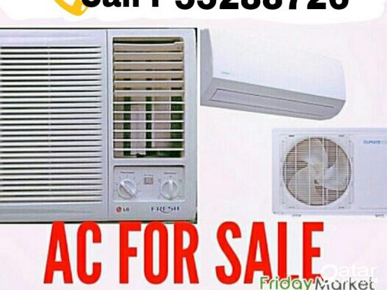 Window LG Ac for sale good conditions & buying all Damage ac da  if you need call me97455288726