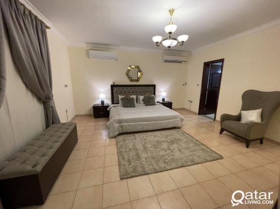 luxury villas with fabulous facilities in Abu Hamour