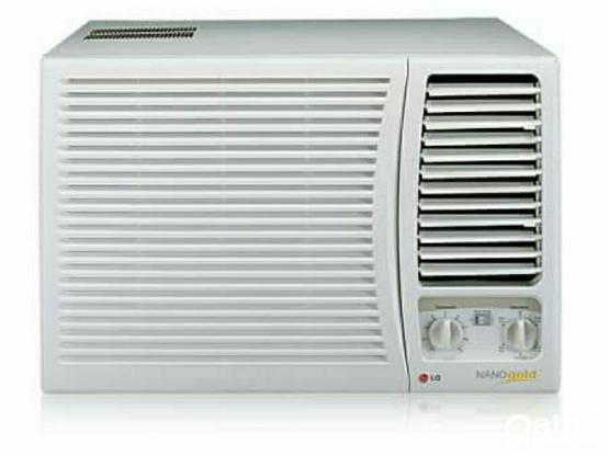 Window LG Ac for sale good conditions if you need call me 55288726