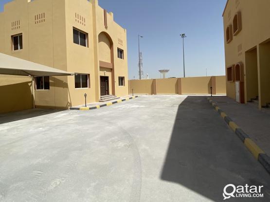 3villa compound in Gharrafa