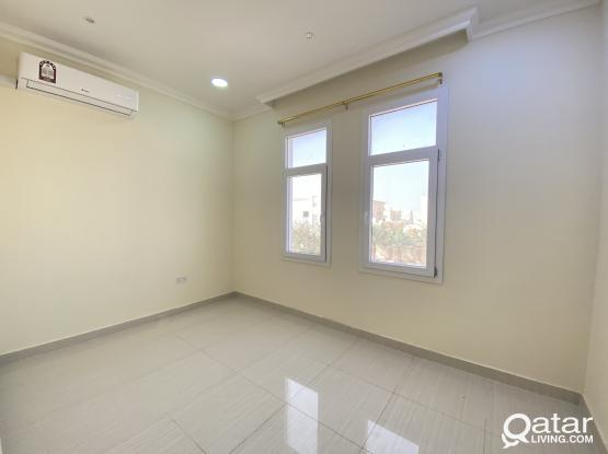 Brand New type and Spacious 1 Bedroom villa Apartment at Abu Hamour close to Safari Mall