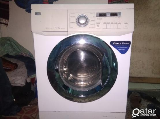 Washing machine for sell good conditions