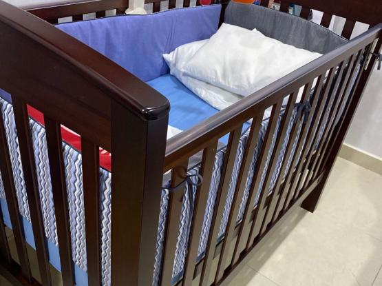 Baby Bed In Perfect Condition Almost New