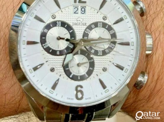 Jaguar Chronograph