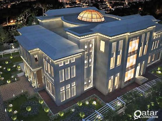 GRAND PALACE with 14BR in Umm Salal Ali - للبيع قصر في أم صلال علي