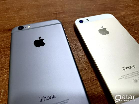 Iphone 6 32gb and iphone 5s 16gb