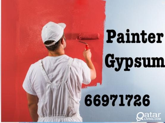 Gypsum Partition, Painter, Carpenter 66971726