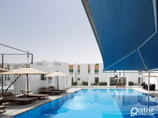 A 3BD Duplex + study - Madinat Khalifa