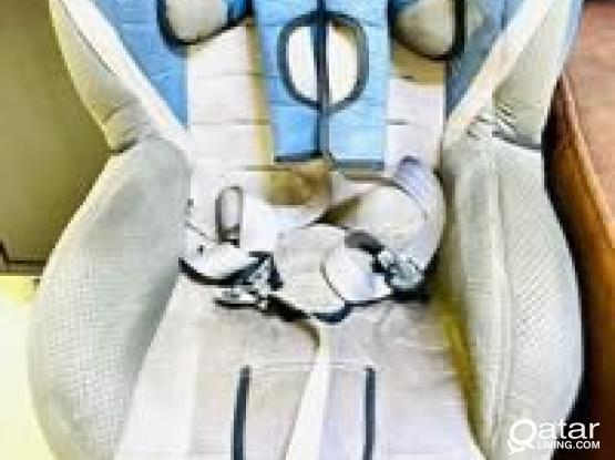 Car Safety Seat Like New- Piere cardin