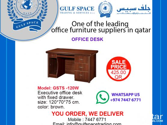 OFFICE DESKs BRAND NEW (SPECIAL PROMOTION )