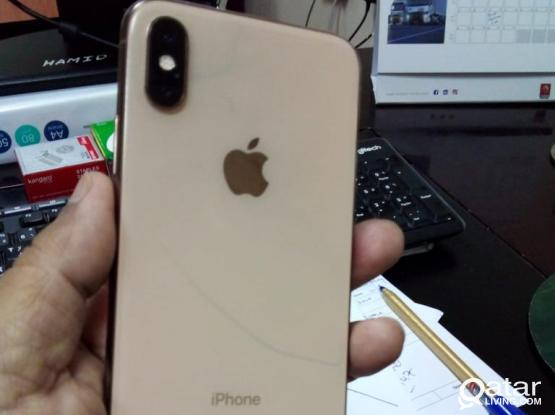 I Phone XS 256 GB Gold