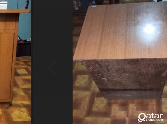 Wooden Cabinet / Cupboard for QAR 40/-