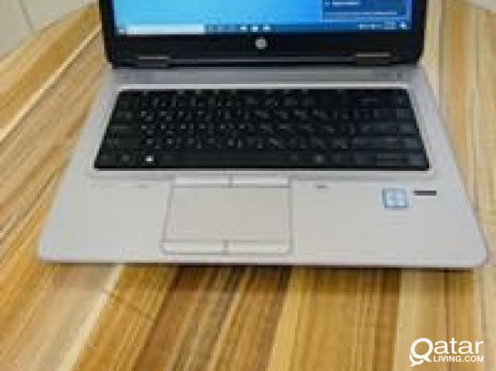 Hp probook 640g2 Procei7 memory:8.0 gb DDR4 Genaration:6ThHDD 1 TB