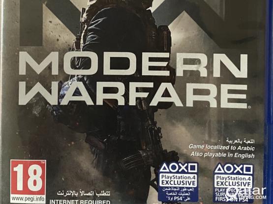 Call Of Duty - Modern Warefare