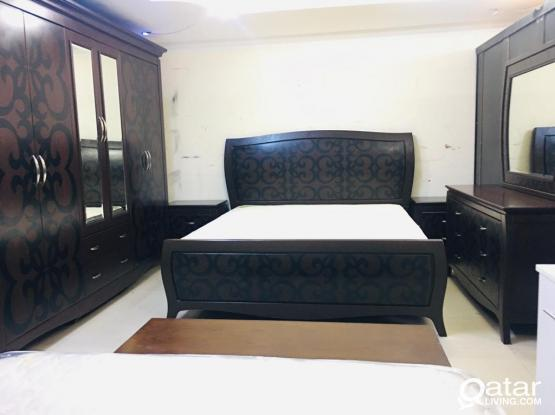 For sell home centre bedroom set 210x180cm