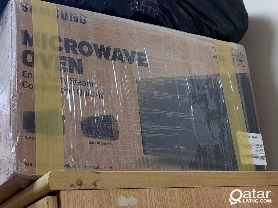 Brand new Samsung microwave for sale