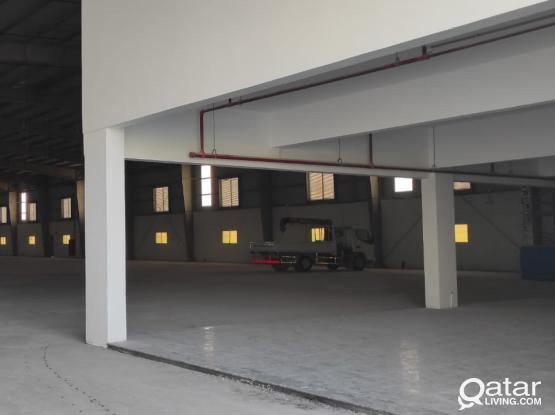 4000 SQM CHEMICHAL STORE FOR RENT IN NEW INDUSTRIAL AREA